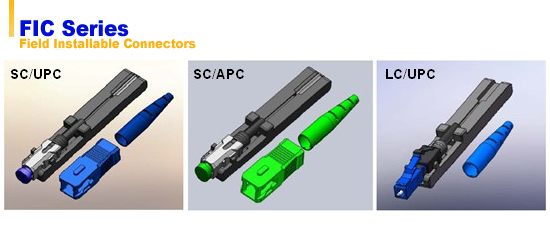 FIC Series Field Installable Connectors